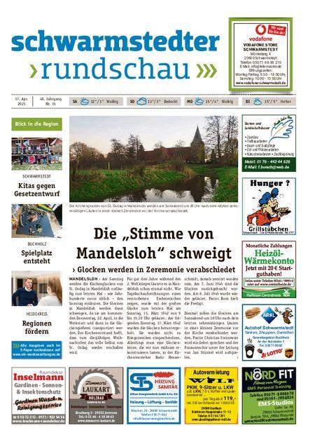 Schwarmstedter Rundschau vom 17.04.2021