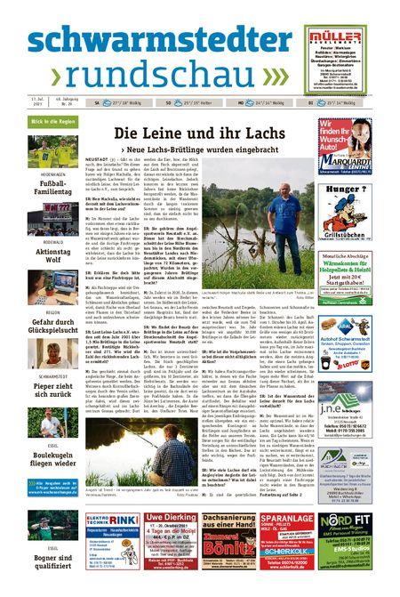 Schwarmstedter Rundschau vom 17.07.2021