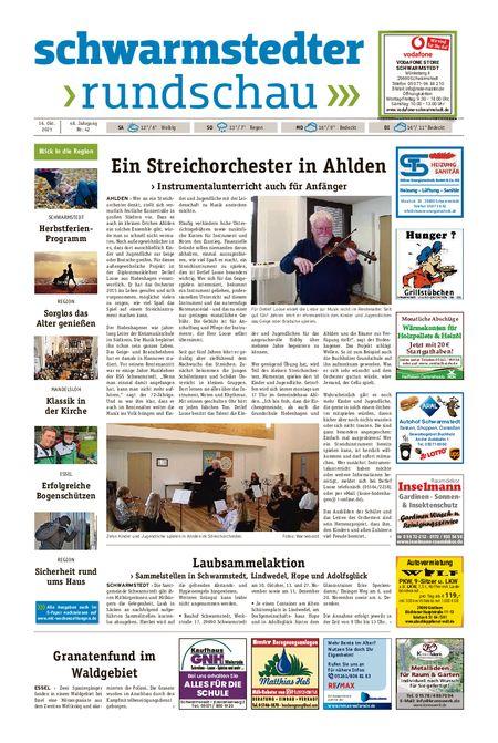 Schwarmstedter Rundschau vom 16.10.2021