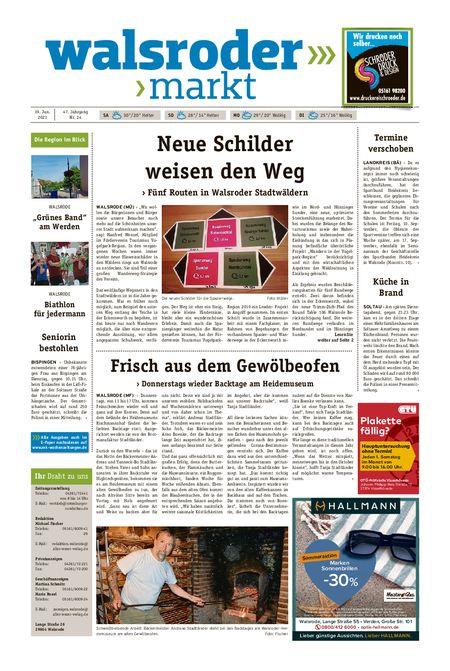 Walsroder Markt vom 19.06.2021