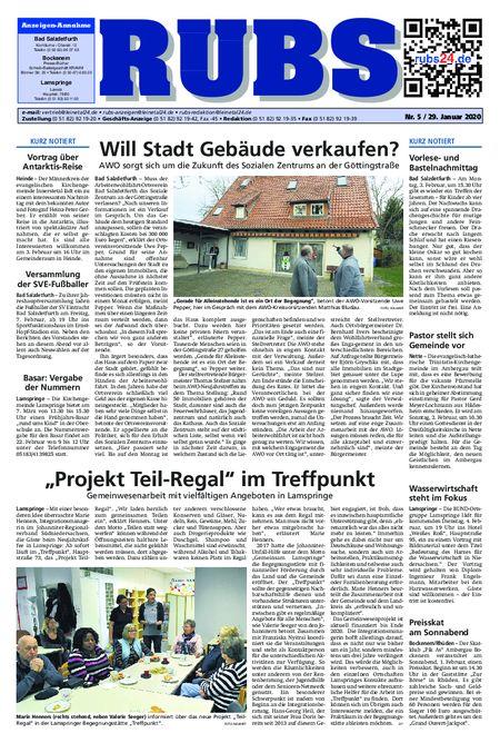 Rund um Bad Salzdetfurth vom 29.01.2020