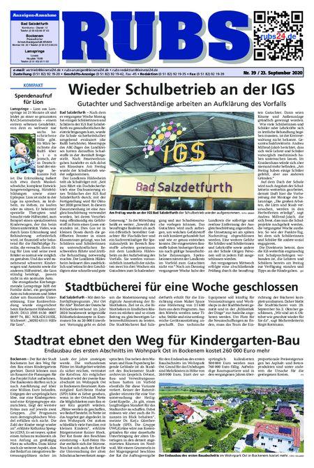 Rund um Bad Salzdetfurth vom 23.09.2020