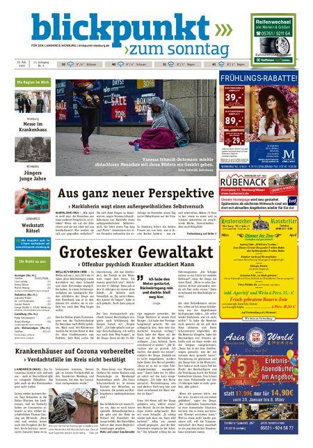 Blickpunkt Nienburg am Sonntag vom 29.02.2020