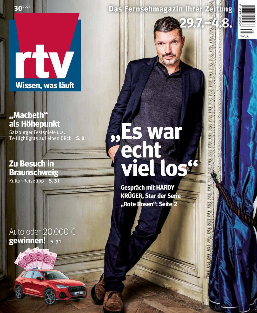 RTV 31.07. - 06.08. vom Dienstag, 27.07.2021